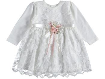 Платье нарядное 2/4 года фатин 317151